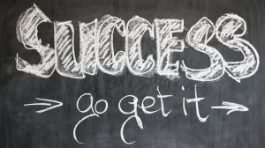 Success!!! You can do it!!!